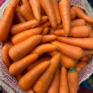 Zanahoria pareja