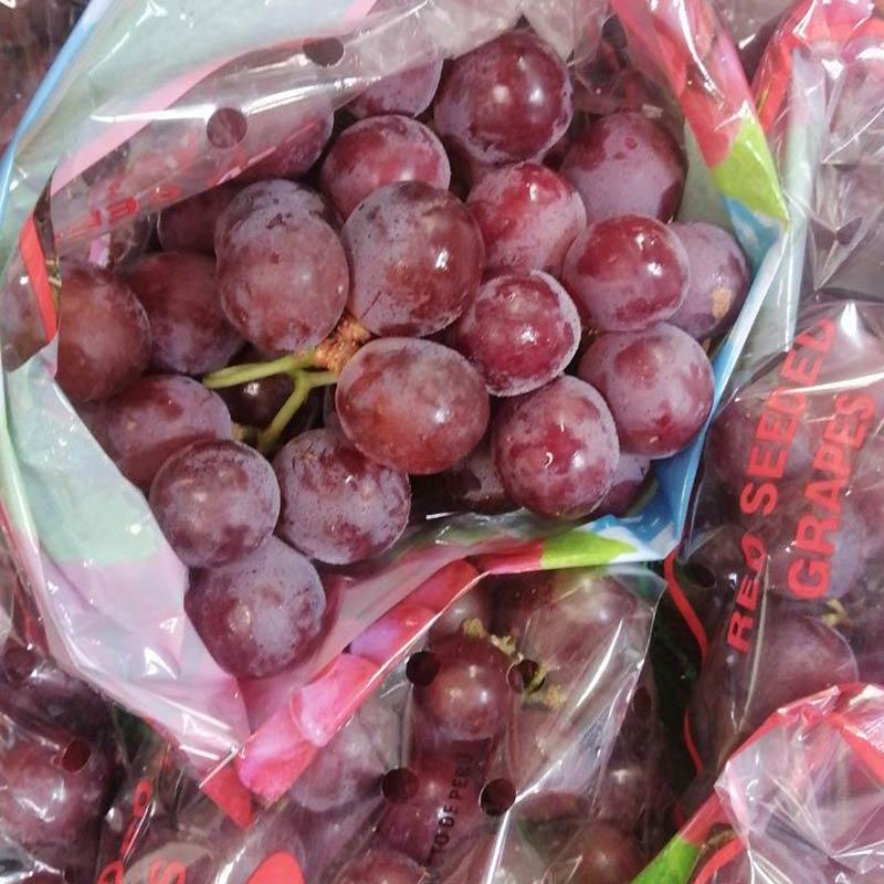 Uvas chilenas-paloquemao