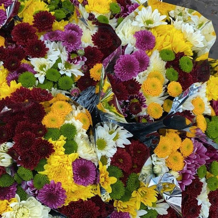 Bouquet natural a 7000 paquete
